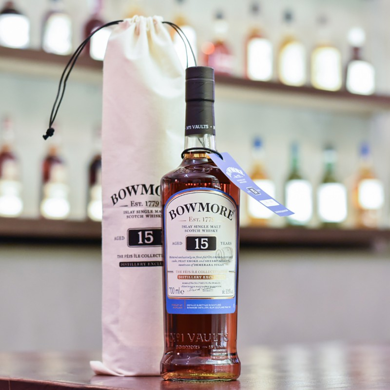 Bowmore 15 Year Old Feis Ile 2018