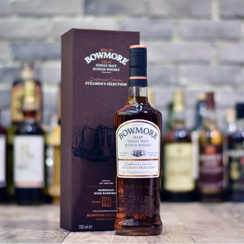 Bowmore 17 Year Old 1998 Stillmen's Selection