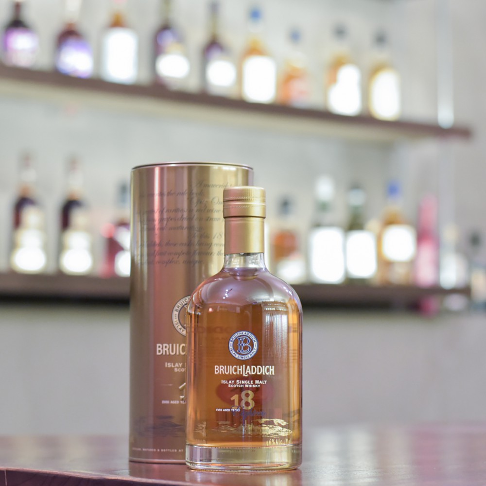 Bruichladdich 18 Year Old - Older Bottling