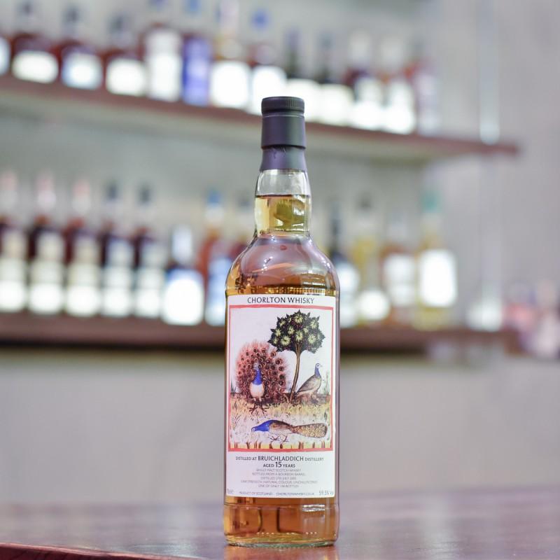 Chorlton Whisky - Bruichladdich 15 Year Old 2005