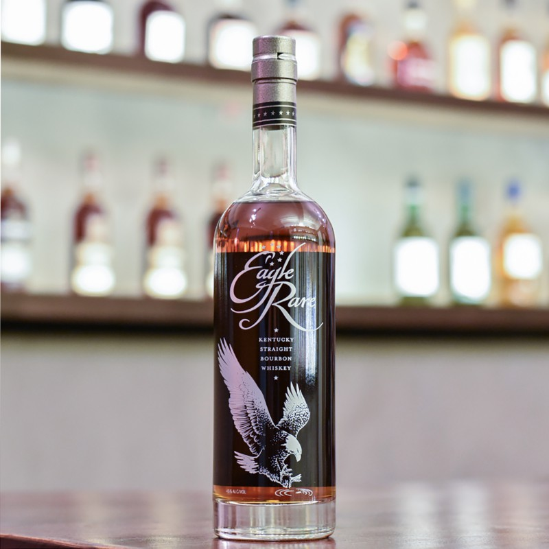 Eagle Rare 10 Year Old Bourbon Whiskey
