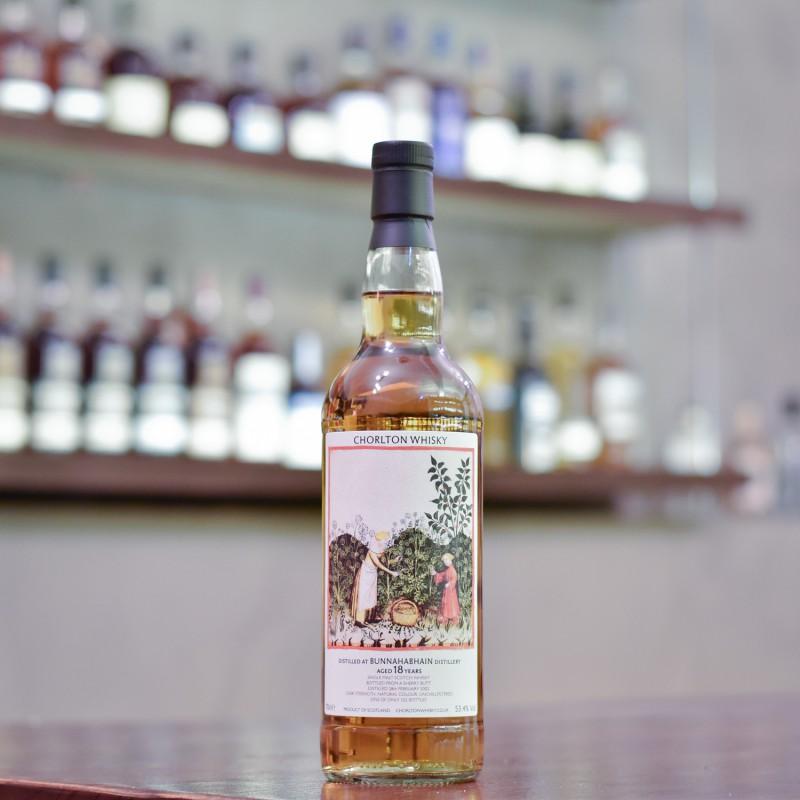 Chorlton Whisky - Bunnahabhain 18 Year Old 2002