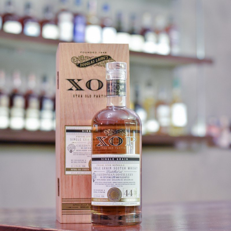 XOP - Caledonian 44 Year Old 1976 Cask DL 13925