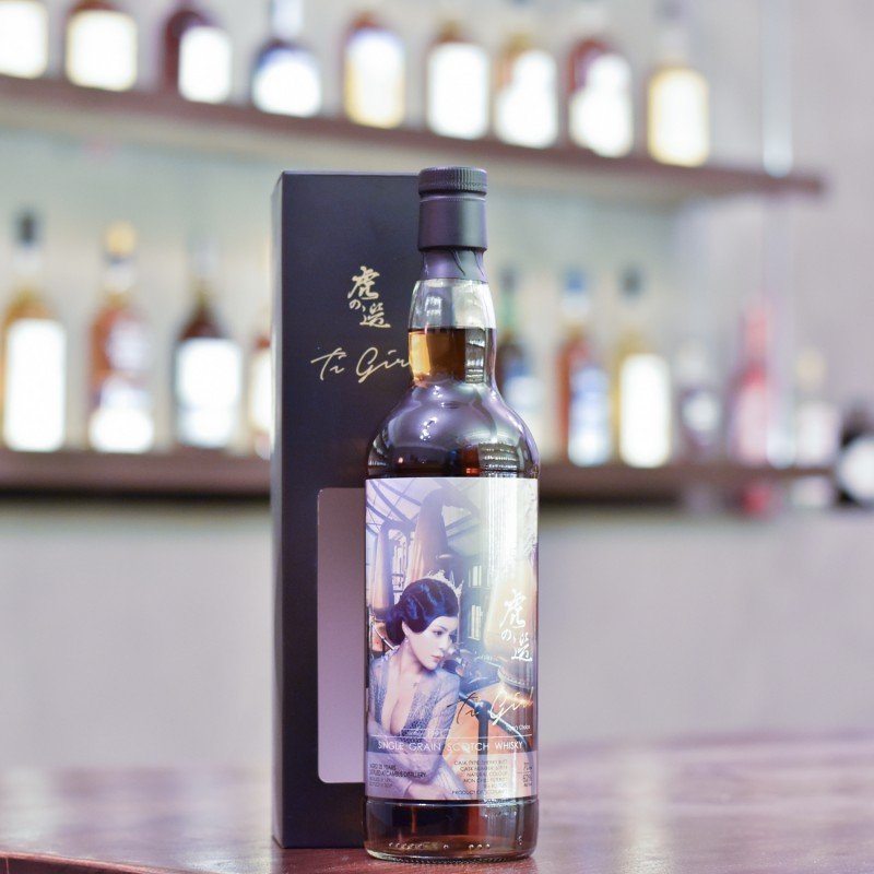 The Whiskyfind - Cambus 28 Year Old 1991 Tiger's Finest Selection Cask 61974