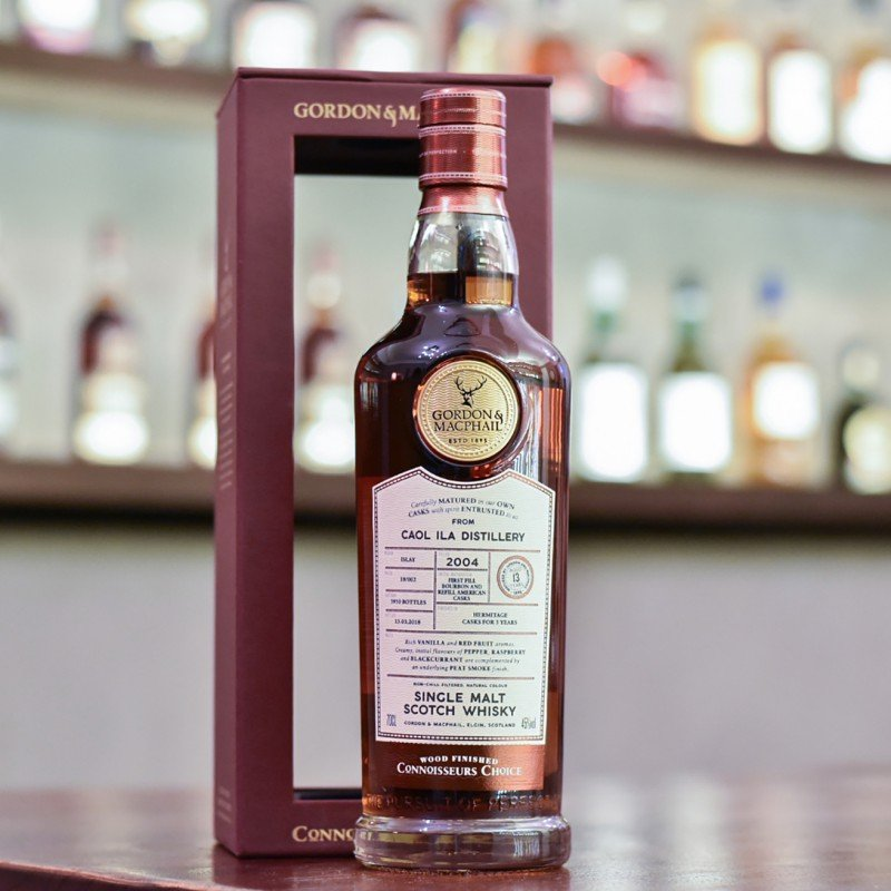 Gordon & MacPhail - Caol Ila 13 Year Old 2004 Hermitage Cask Connoisseurs Choice