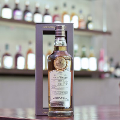 Gordon & MacPhail - Caol Ila 17 Year Old 2001 Germany Exclusive Connoisseurs Choice