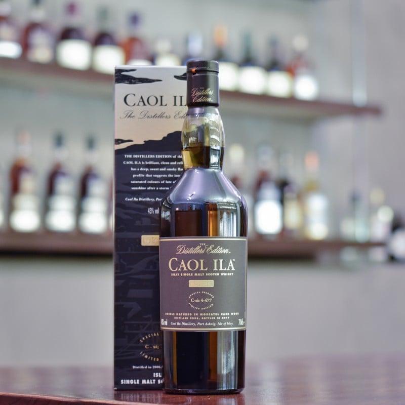 Caol Ila Distillers Edition 2006-2017