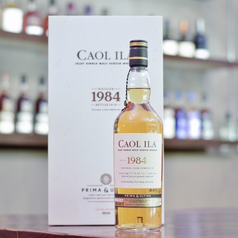 Caol Ila 35 Year Old 1984 Prima & Ultima Cask 5773