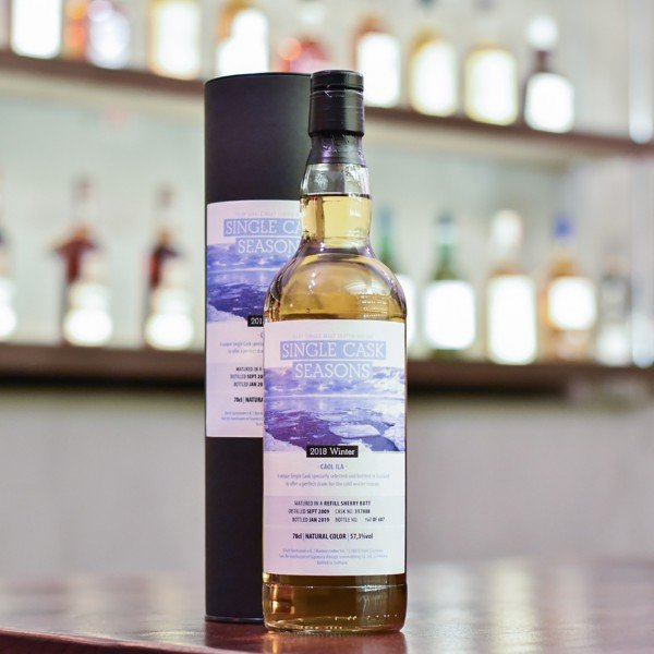 Singnatory - Caol Ila 9 Year Old 2009 Single Cask Season Cask 317888