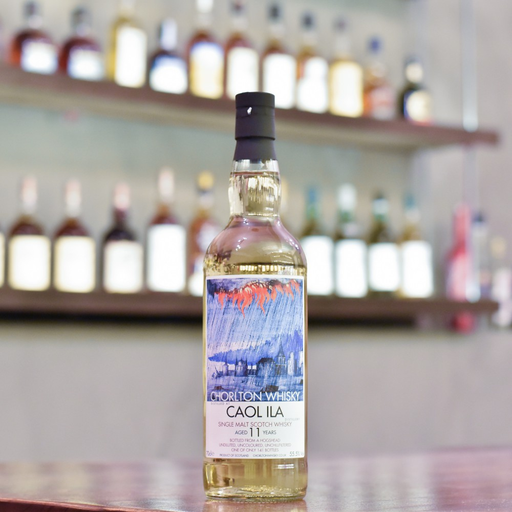 Chorlton Whisky - Caol Ila 11 Year Old