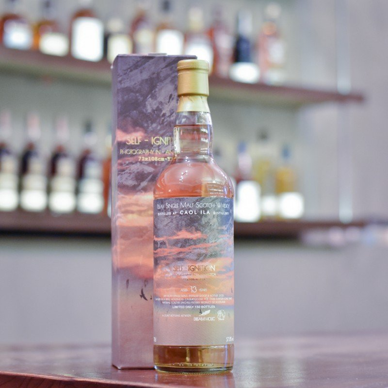 Whiskybroker - Caol Ila 13 Year Old 2007 for Dream Holic & Placebo Cask 320319