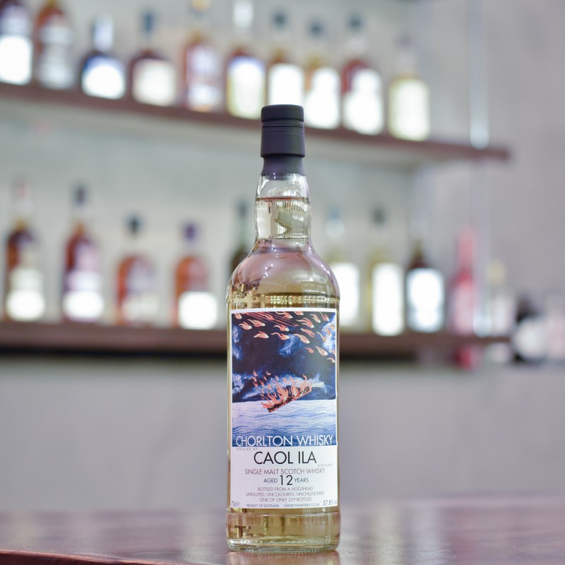 Chorlton Whisky - Caol Ila 12 Year Old