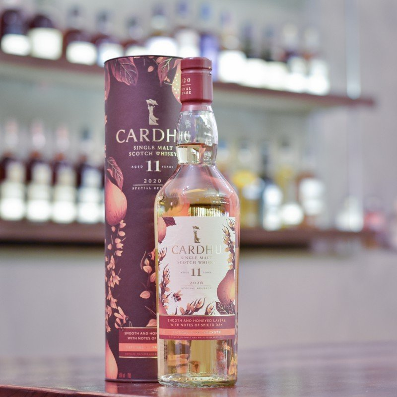 Cardhu 11 Year Old Cask Strength 2020 Special Release