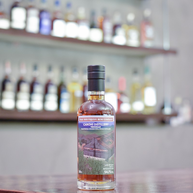 That Boutique-y Whisky Co. - Caroni 20 Year Old Batch 2