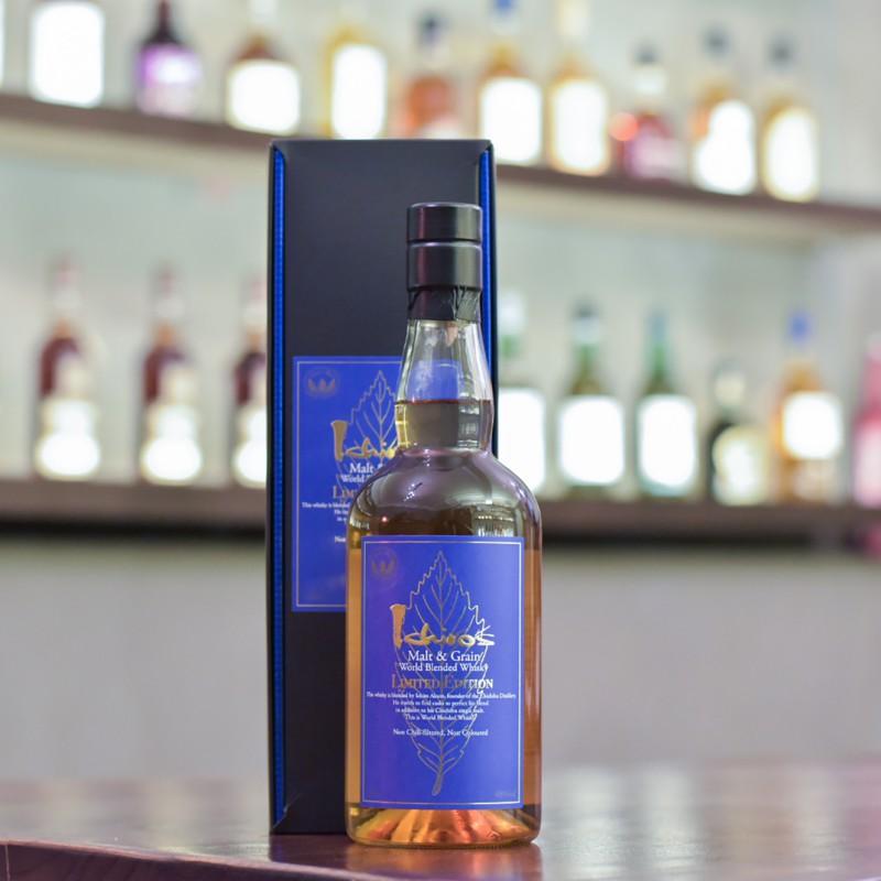秩父 Ichiro's Malt & Grain - World Blended Whisky