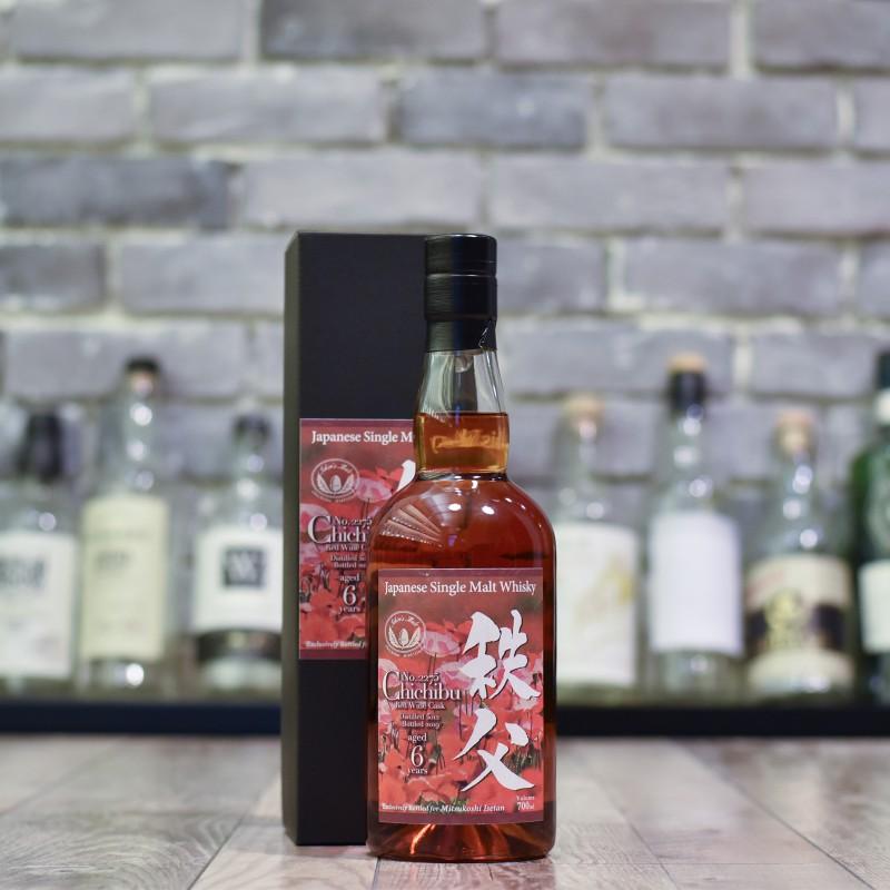 Chichibu 6 Year Old 2012 for Mitsukoshi Isetan Red Wine Cask 2275