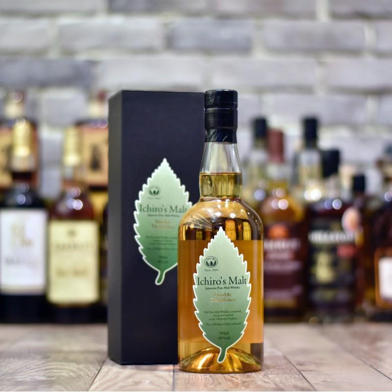 秩父 Ichiro's Malt - Double Distilleries
