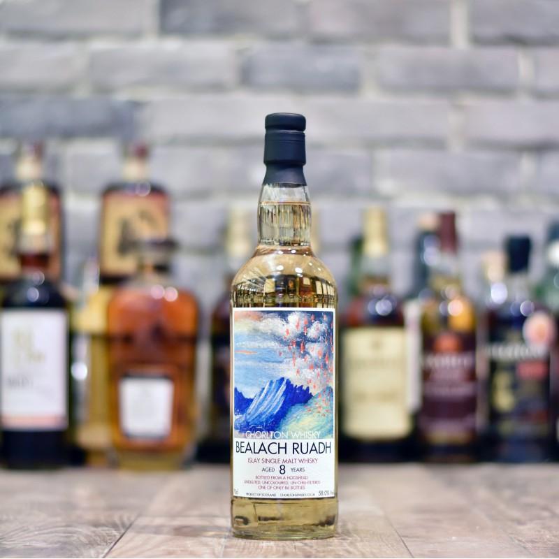 Chorlton Whisky - Bealach Ruadh 8 Year Old