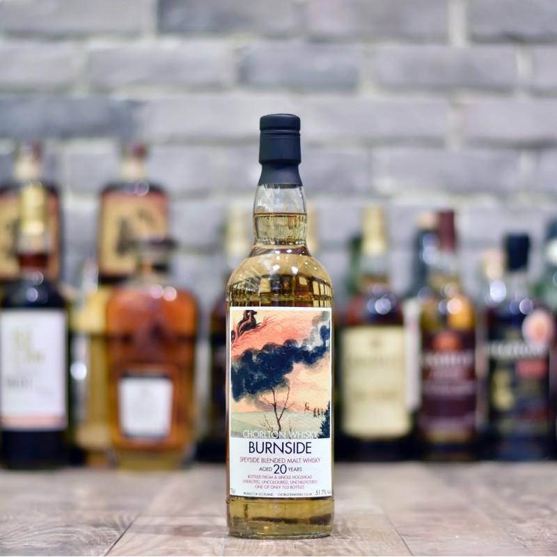 Chorlton Whisky - Burnside 20 Year Old