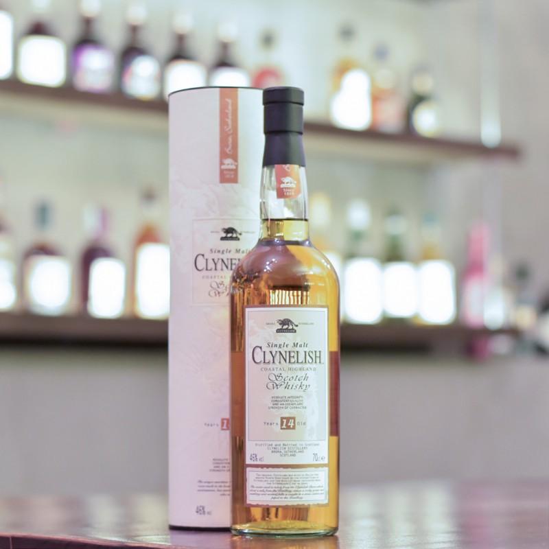 Clynelish 14 Year Old - Older Bottling