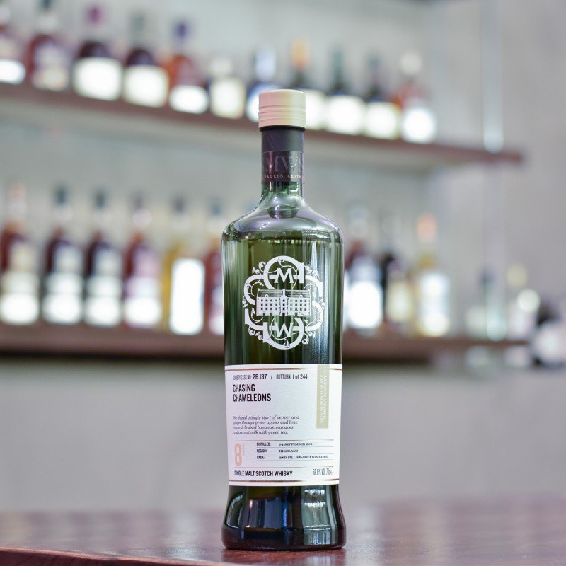 SMWS - 26.137 Clynelish 8 Year Old 2011
