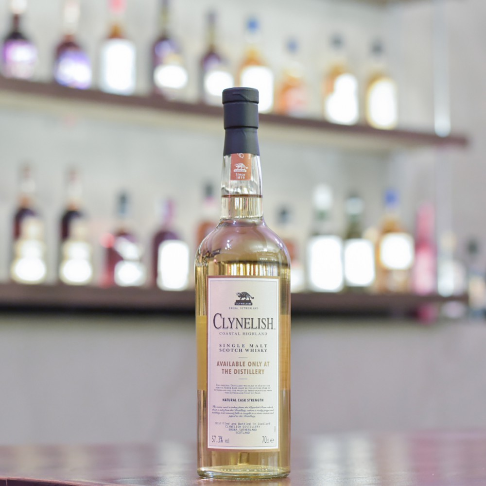 Clynelish Distillery Only - Cask Strength