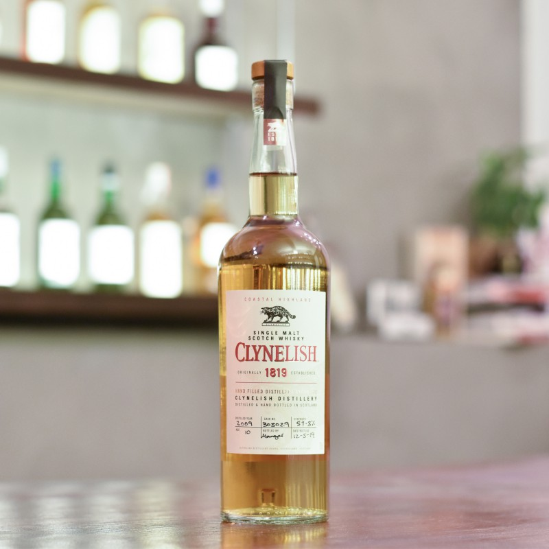 Clynelish 10 Year Old 2009 Hand-filled Cask 303029