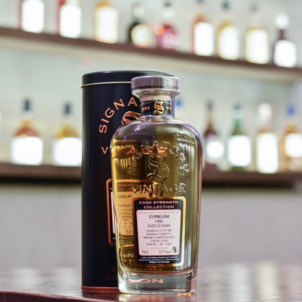 Signatory - Clynelish 23 Year Old 1995 Cask 11236