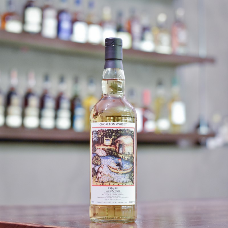 Chorlton Whisky - Cataibh (Clynelish) 10 Year Old 2010