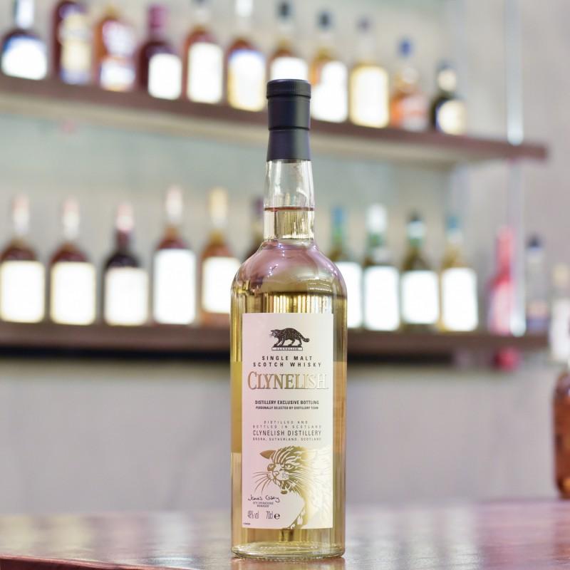 Clynelish Distillery Exclusive Bottling