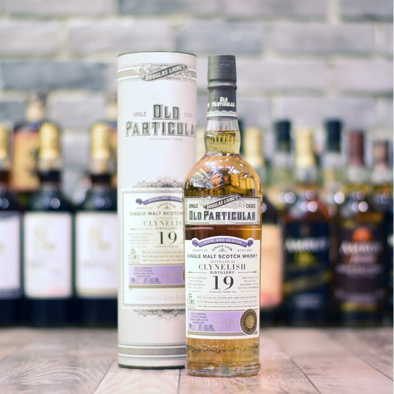 Old Particular - Clynelish 19 Year Old 1996 Ref. DL11473