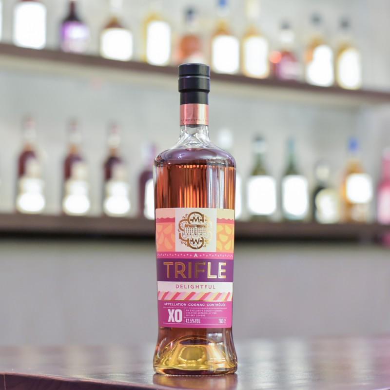 SMWS - XO Cognac - A Trifle Delightful