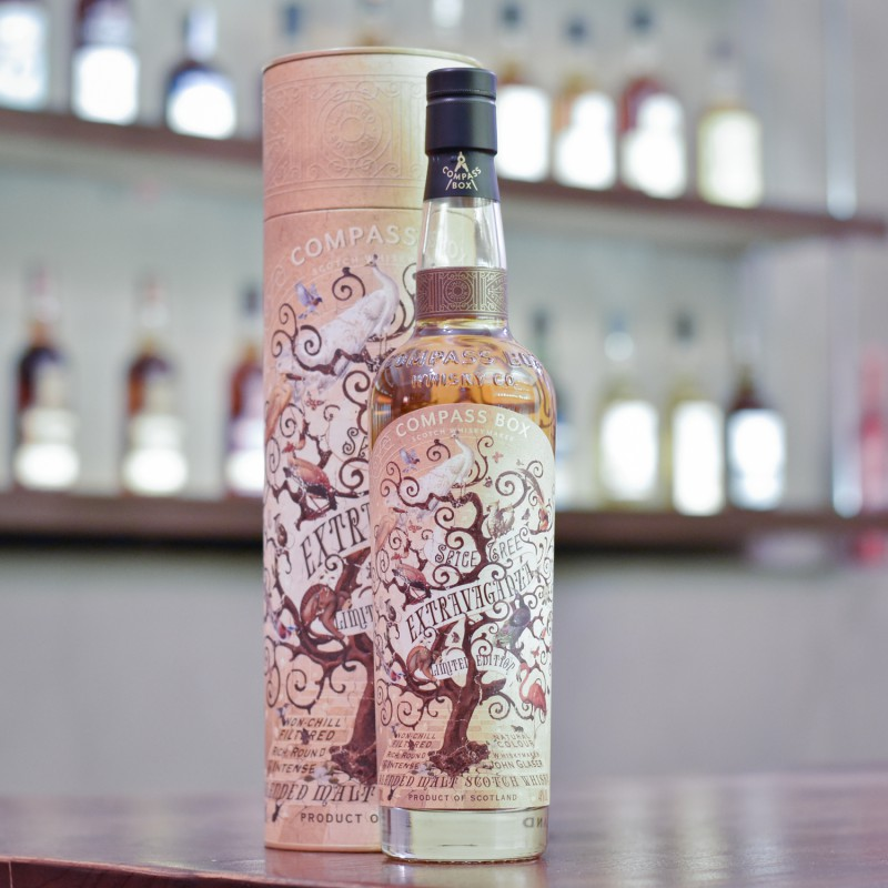 Compass Box - The Spice Tree Extravaganza