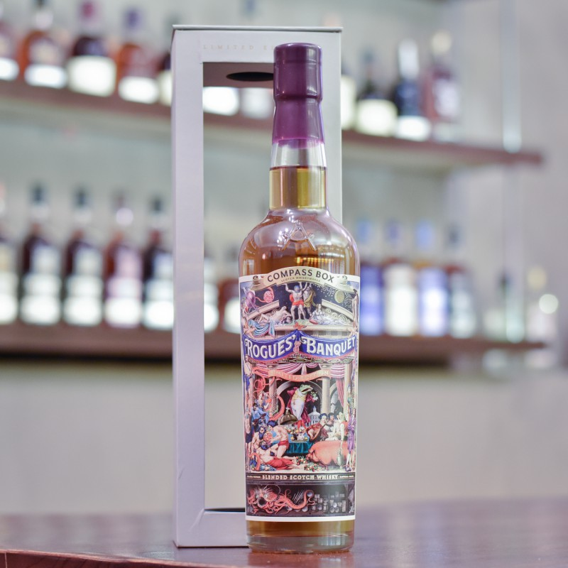 Compass Box - Rogues Banquet