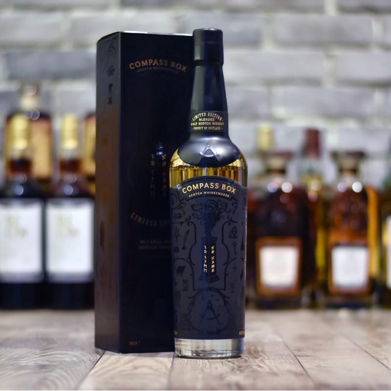 Compass Box No Name The Rare Malt Whisky Shop