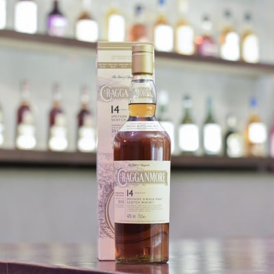 Cragganmore 14 Year Old Friends Of Classic Malts 2010