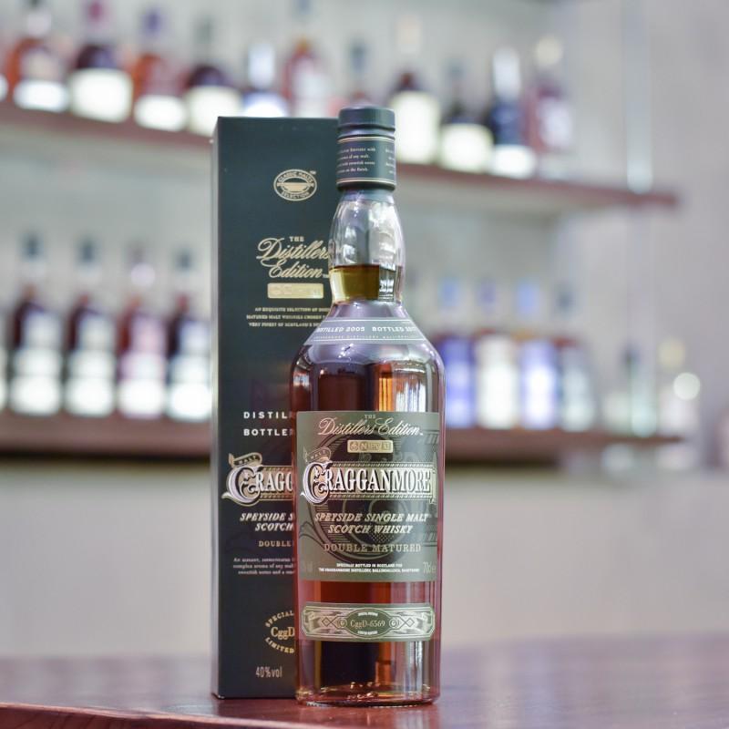 Cragganmore Distillers Edition 2005-2017