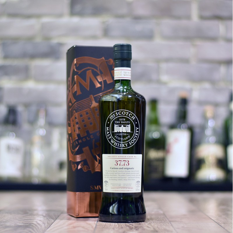 SMWS - 37.73 Cragganmore 29 Year Old 1986