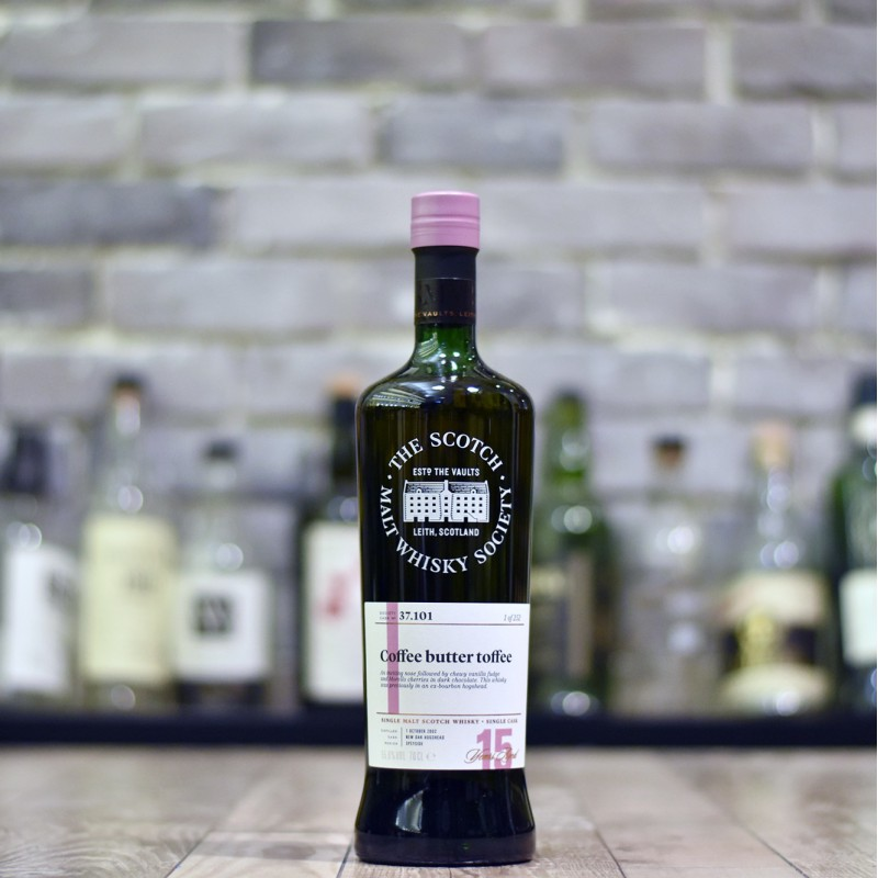 SMWS - 37.101 Cragganmore 15 Year Old 2002
