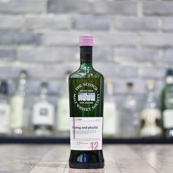 SMWS - 37.100 Cragganmore 12 Year Old 2004