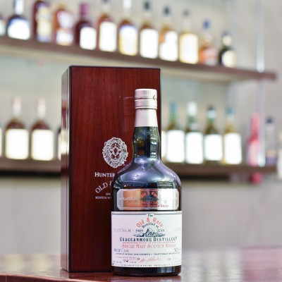 Old and Rare - Cragganmore 30 Year Old 1989 Platinum Selection Single Sherry Cask