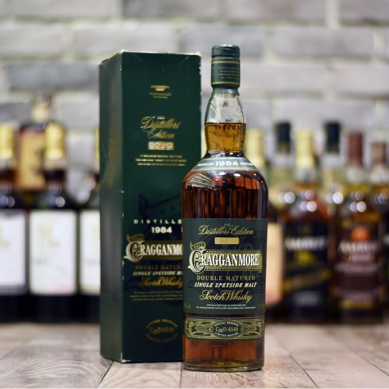 Cragganmore Distillers Edition 1984