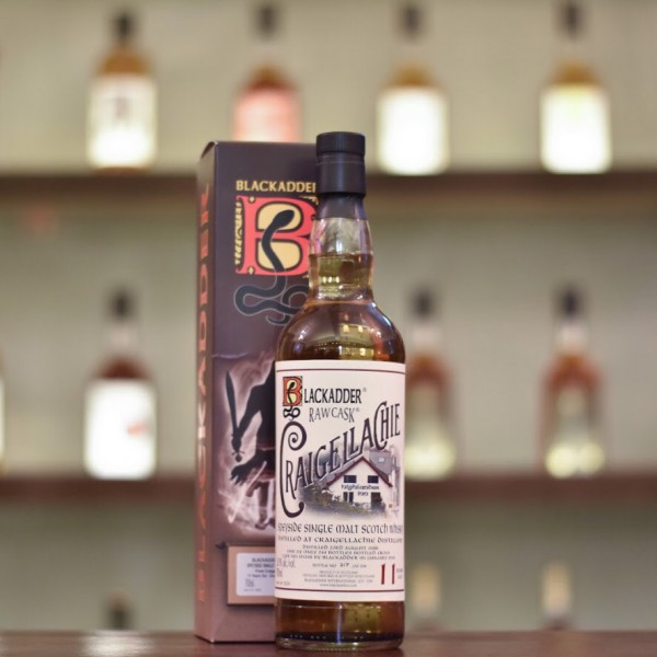 Blackadder - Craigellachie 11 Year Old Raw Cask for Highlander Inn Cask 101248