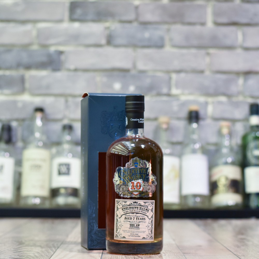 The Creative Whisky Islay 7 Year Old