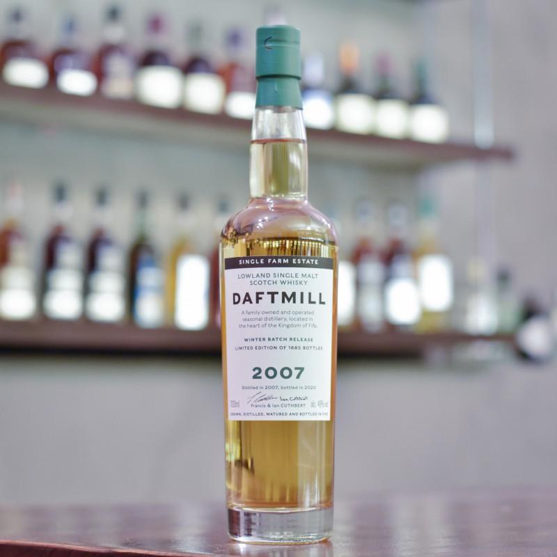 Daftmill 12 Year Old 2007 Winter Batch Release Cask 40, 41, 42, 44, 45 & 46/2007
