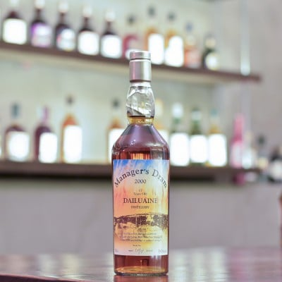 Dailuaine 17 Year Old 2000 Sherry Cask - Manager's Dram