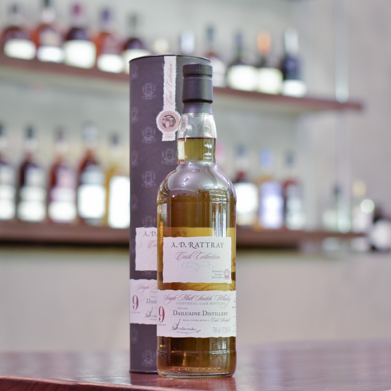 A.D. Rattray - Dailuaine 9 Year Old 2007 Cask 151