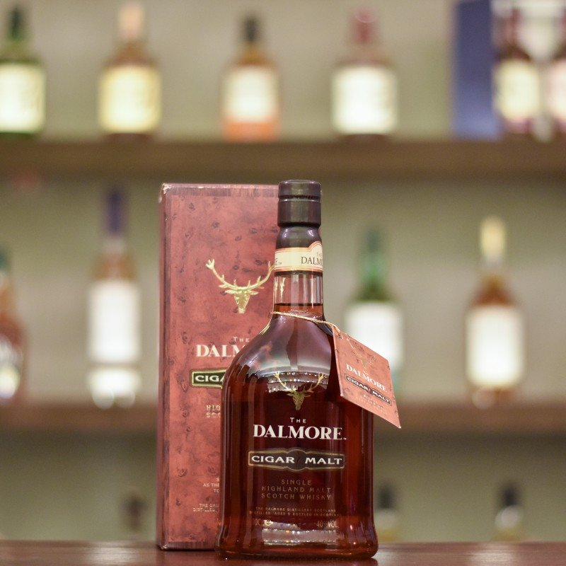 Dalmore Cigar Malt - Older Bottling