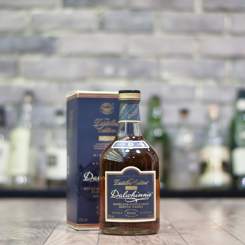 Dalwhinnie Distillers Edition 2000-2016