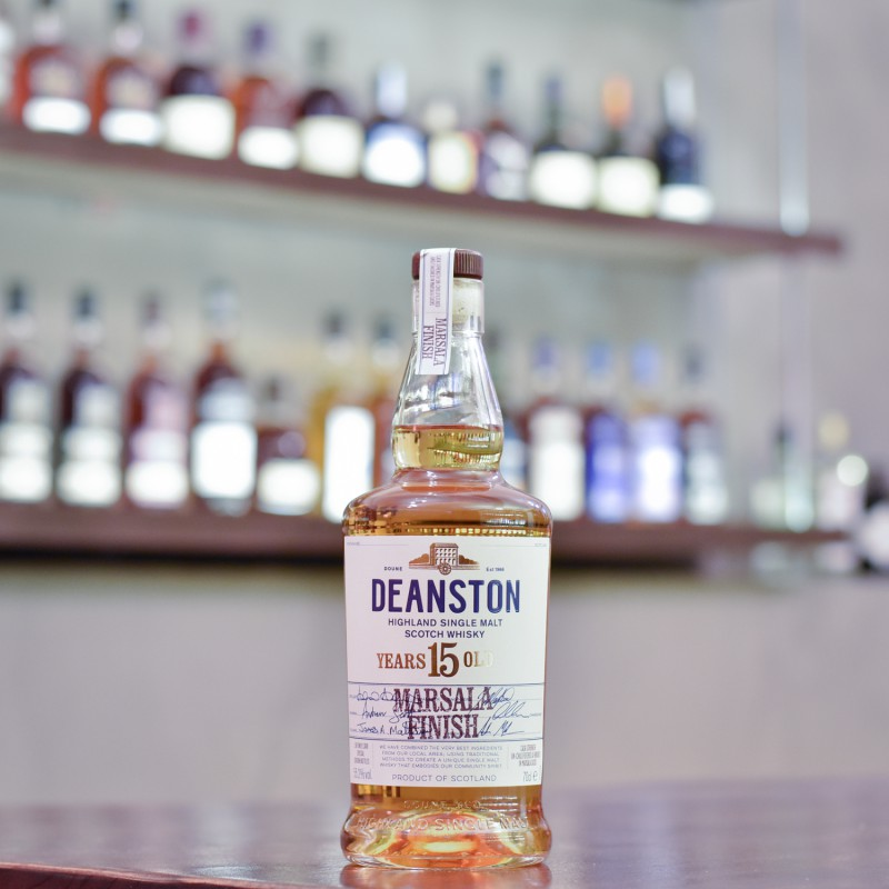 Deanston 15 Year Old 2002 Marsala Finish
